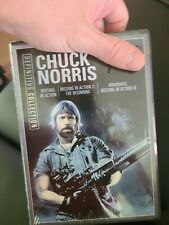 Chuck Norris Definitive Collection DVD-NEW SEALED !!! Free Shipping