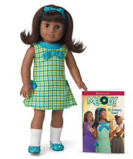 """American Girl The 18"""" Melody and Book Brand New in Box Unopened"""
