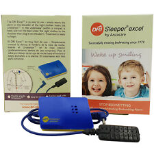 DRI Sleeper Excel Bedwetting Alarm for Children -Help Stop Kids Bed Wetting Fast