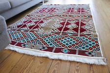 New 130x200 CM Oriental Runner Rug, Kelim , Carpet, Rug, Damaskunst S 1423