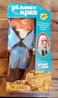 """1974 """"PLANET OF THE APES"""" Original WELL-MADE TOYS 12 INCH """"DR ZAIUS"""" DOLL MIB"""