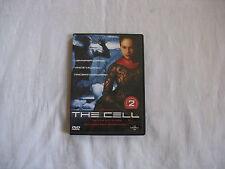 THE CELL I New Line Cinema DVD 2001 Jennifer Lopez Vince Vaughn FSK18 Direct.Cut