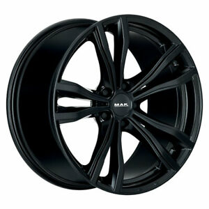 ALLOY WHEEL MAK X-MODE FOR BMW X5 M Staggered 11.5x21 5x120 ET 38 GLOSS BLAC e84