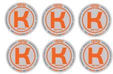 Kipa Estilo Profesional Productos: Toffee 100ml 6 Pack