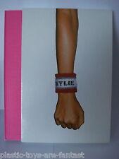 KYLIE MINOGUE 1st Edition LARGE FORMAT HARDBACK SLIP CASE BOOTH CLIBBORN 1999