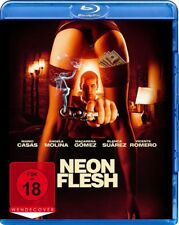 Neon Flesh - Blu Ray * NEU