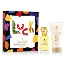 SISLEY EAU DU SOIR GIFT SET * 3.3 oz (100ml) EDP Spray + 5 oz (150ml) Body Cream