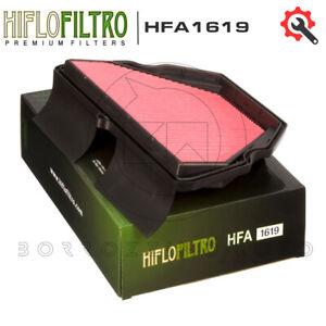 FILTRO ARIA HIFLO HFA1619 HONDA CBR 600 F4i USA 2001 2002 2003 2004 2005 2006