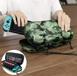 Mumba For Nintendo Switch Carrying Case Deluxe Travel Bag Portable Handbag Pouch