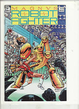 MAGNUS ROBOT FIGHTER #4 VF/NM
