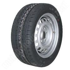 Bootsport-Artikel 22x11.00-8 Knobby Atv Reifen auf 4 Bolzen Felge Anhänger Vierfach-Rad Montiert