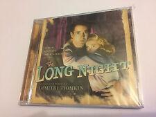 THE LONG NIGHT (Dimitri Tiomkin) OOP SAE Ltd Score OST Soundtrack CD SEALED