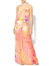 Young Fabulous & Broke L Nwt $321 Multicolor Emmy Maxi Dress Large L