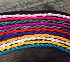 Silk Cord Twist Thread String Bracelet,  Kaballah Bracelet, Friendship Bracelet