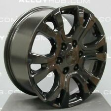 NEW Genuine FORD WILDTRAK RANGER  2019 GLOSS BLACK 18 INCH WHEEL ONLY
