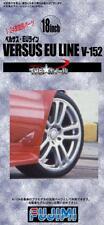 Fujimi Models 1/24 18inch Versus EU Line V-152 Wheels & Tyres (4 Wheels w/Tyres)