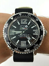 OROLOGIO 3H OCEAN DIVER AUTOMATICO SUPERLUMINOVA WATCH SCUBA CORONA A VITE 52MM