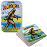 BIGFOOT PLAYING CARDS Standard Poker Deck With Tin Archie McPhee