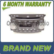 NEW 07 08 ACURA TL Navigation Radio Stereo 6 Disc Changer CD Player Tape 1TB4 XM