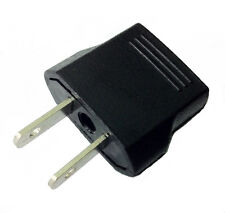 NEW EUROPE/AUSTRALIA to US AC POWER PLUG ADAPTER TRAVEL CONVERTER EU/AU to USA