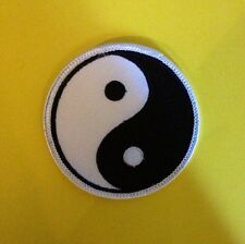 Vintage Yin Yang Judo MMA  Jiu Jitsu Karate Tae Kwon Do Martial Arts Patch A