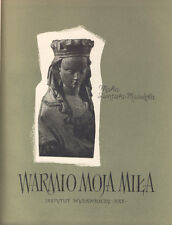 Maria Zientarla-Maleska, Warmio moja mila, Ermland Ostpreußen m. Abb. Polen 1959