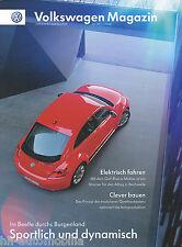 Volkswagen Magazin 4 11 VW Typ 197 Sylt Hongkong Passat Beetle Sport PKWs 2011