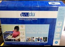Yudu Screen Printing Machine Lot NEW