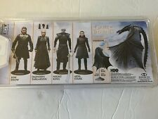 2019 Game of Thrones ~ Jon Snow ~ Action Figure. Comes With Sword and Dagger.🛡