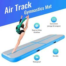 3m Inflatable Air Mat Track Tumbling Gymnastic Mats Floor With UK Air Pump