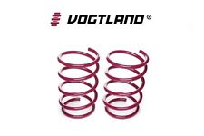 PEUGEOT 206 CC Springs Ride height VOGTLAND 60