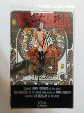 VAMPIRELLA #0 SEALED,SIGNED,JOE QUESADA,JIMMY PALMIOTTI, TOM SNIEGOSKI,WITH COA