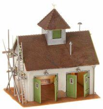 FALLER 130268 Ländliches Feuerwehrhaus Bausatz H0