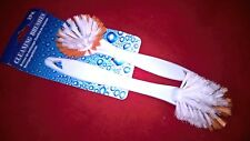 2Pk Cleaning Brushes 9'' & 10.25''L Item No;Cr 0404 New