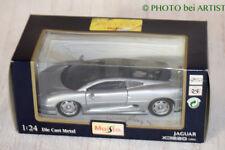 Jaguar VJ220 1992 von Maisto 1:24 Die Cast Metal Türen und Kofferaum öffnen etc.