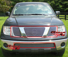 Fits 05-07 Nissan Pathfinder/Frontier Billet Grille Combo