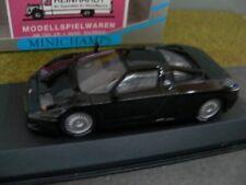 1/43 Minichamps Bugatti EB110 schwarz 430 102111