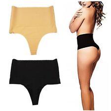 Shapewear Control Briefs Thin Tummy High Waist Underwear Seamless Thong