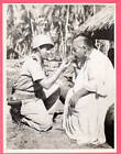 1943 Royal Australian Navy Lt. Raymond Landed on Makin With US Forces News Photo