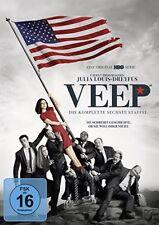2 DVD-Box ° Veep ° Staffel 6 ° NEU & OVP
