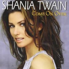 SHANIA TWAIN COME ON OVER 1997 CD COUNTRY POP ROCK NEW SEALED