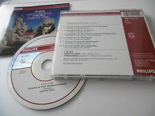 VIVALDI VIOLIN CONCERTOS I MUSICI MARIANA SIRBU CD ALBUM PHILIPS 1995 442 145-2