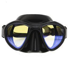 DIVING FREEDIVE SPEARFISHING Hunter Mask (Antireflection Glass)