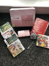 Consola Nintendo 3ds Rosa Coral