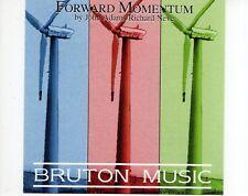 CD JOHN ADAMS & RICHARD NEVEforward momentumBRUTON MUSICEX-  (R1737)