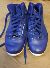 Under armor basketball shoes men size 10 washed air dried