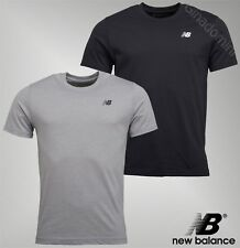 Mens New Balance Crew Neck Top Short Sleeve Jersey T Shirt Sizes from S to XXL