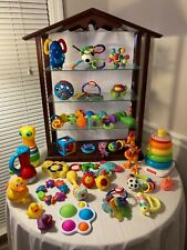 Awesome Lot Baby Toys Fisher Price Nuby Vtech Little Tykes Red Box Infantino Etc