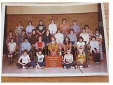 Kurt Cobain 5Th grade school photograph + coa! Kurts school photo 1977 Nirvana