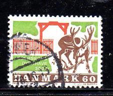 DENMARK #468  1970  DEER       F-VF  USED